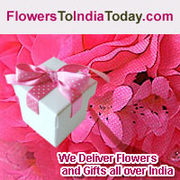 Send Flowers to India Same Day