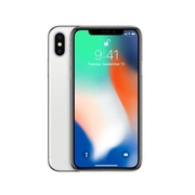 Apple iPhone X 256GB Silver Unlocke